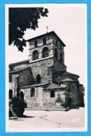 CPSM - RETOURNAC L'Eglise 43 Haute Loire - Retournac