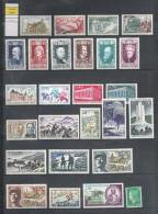Année 1969 : N° 1582 à 1620 ** - (manque Les N° 1585-1620) - 1960-1969