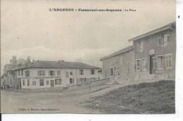 PASSAVANT EN ARGONNE - La Place - France