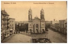 BEUTHEN O.- Schl  Friedrich- Wilhelm M. Synagoge - Polen