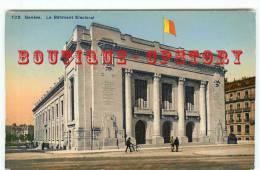 SUISSE - GENEVE - Batiment Electoral - Schweiz  - Dos Scanné - GE Genève