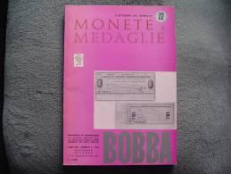 Catalogue De Vente Monnaies Et Médailles  Monete E Medaglie 1976 - Italiano