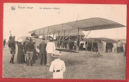 CP AVIATION ARMEE BELGE Un Aéroplane Militaire Belle Animation - ....-1914: Precursors