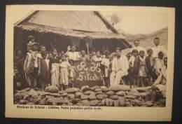 Mission De Scheut : Célèbes (Sulawesi), Notre Première Petite école - Indonesia