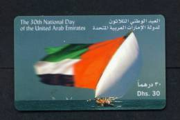 UNITED ARAB EMIRATES - Remote Phonecard As Scan - United Arab Emirates