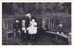 Postcard Muriel Duncan Evacuee Children Home Uppingham Rutland WW2 Nostalgia - Berühmt Frauen