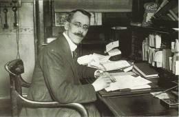 Postcard JM Churchfield St George´s Hospital London 1921 Nostalgia - Famous People