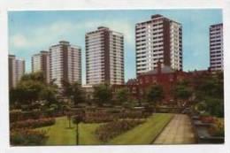 ENGLAND - AK 152924 Rochdale - The Memorial Gardens - Inglaterra