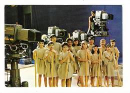 NUMERO  UN  DE  DEMIS  ROUSSOS  ( émission De Télévision, Caméras ) /  LES  PETITS  ECOLIERS  CHANTANTS  DE  BONDY