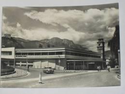 TRENTO - Stazione Delle Autocorriere Col Monumento A Cesare Battisti La Paganella E San Lorenzo - Auto - Trento