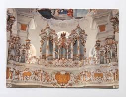 Die Wies. Orgue--TBB -NON ECRITE  - RECTO/ VERSO  ---100.31 - Weilheim