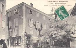 AX LES THERMES - Maison Et Pharmacie Marcailhou D´Ayméric -  (Labouche N° 1000 ) - Ax Les Thermes