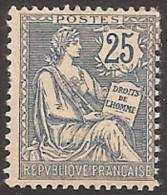 FRANCIA 1902 - Yvert #127 * - Precio Cat. €100 - Nuevos