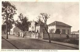4152/A - INHAMBANE (MOZAMBICO) - Comissariado De Policia - Mozambico