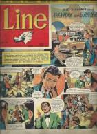 LINE   N° 79   -  DARGAUD  1956 - MAD ET GLORIA - Revistas Y Periódicos