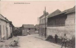 ST FUSCIEN (SOMME) MILITAIRE ET PETITE ANIMATION - France