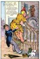 Souvenir De Manneken Pis - Humor