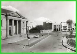 C.P.S.M..BERGERAC - Le Palais De Justice Et La Place - (recto Verso) - Bergerac