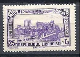 GRAND LIBAN  PA N� 72  NEUF** TTB