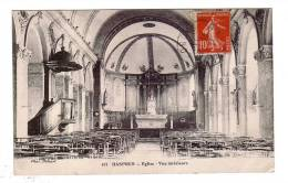 HASPRES/59/Eglise Vue Intérieur/réf:3760 - France