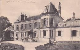 CPA 45 SAINT-JEAN-DE-BRAYE ,Château De BIONNE. - Francia