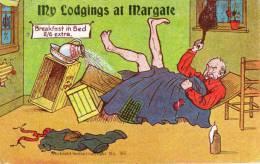 My Lodgings At Margate - Humor