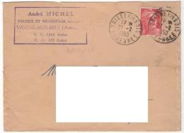 ABEILLE - TOLERIE ET DECOUPAGE APICOLE VRIGNE AUX BOIS 1950 - Abeilles