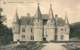 SPONTIN.  -  Le Château. - Yvoir