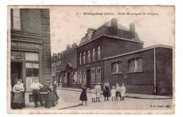 WASQUEHAL/59/ecole Municipale De Garçons/Réf:3742 - Frankrijk