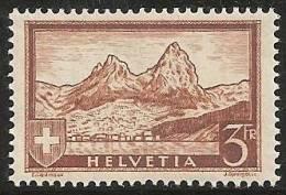 SUIZA 1930/31 - Yvert #244 - MLH * - Schweiz