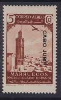 1935-1936 - CABO JUBY - EDIFIL Nº 102 *** MNH -  MUY BONITO - Cabo Juby