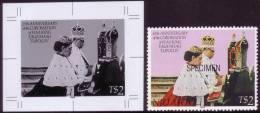 Niuafoou 1992 Coronation - Gold Crowns - Minerali