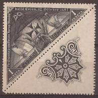 ES543A-LA353.Spain Espagne.España.DESCUBRIMI ENTO DE AMERICA.. 1930 (Ed 543b**) Sin Charnela.MAGNIFICO - Nuevos