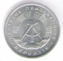 GERMANIA 1 PFENNIG 1982 - [ 6] 1949-1990 : RDA - Rep. Dem. Tedesca