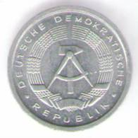 GERMANIA 1 PFENNIG 1989 - [ 6] 1949-1990 : RDA - Rep. Dem. Tedesca