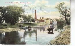 THE OLD PAPER MILL / WATERLOO - IOWA - Waterloo