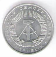GERMANIA 10 PFENNIG 1989 - [ 6] 1949-1990 : RDA - Rep. Dem. Tedesca