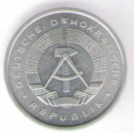 GERMANIA 5  PFENNIG 1988 - [ 6] 1949-1990 : RDA - Rep. Dem. Tedesca