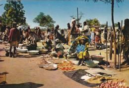 Afrique - Marché - Ansichtskarten