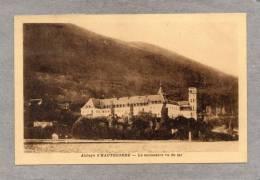 """38458    Francia,   Abbaye  D""""Hautecombe  -  Le  Monastere  Vu  Du  Lac,  VG - Autres Communes"""