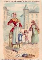 CHOCOLAT    POULAIN  &   LES   GAGNE-  PETIT   DU   XVIIIe  SIECLE - Poulain