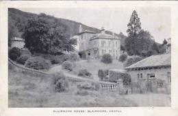 BLAIRMORE HOUSE, BLAIRMORE - Argyllshire