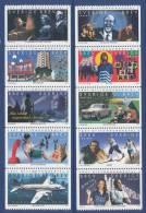 Sweden 1999 Facit # 2117-2126. The Millenium 2: 1939-1969, MNH (**) - Nuevos