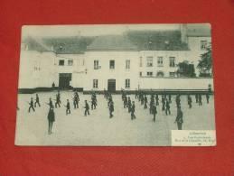 AALST - ALOST - MILITARIA - Ecole Des Pupilles De L´Armée - L'escrime    -  1908    - (2 Scans) - Aalst