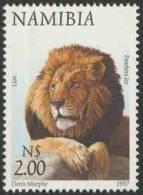 Namibia Nambibië 1997 Mi 890 ** Panthera Leo : Lion / Löwe / Leeuw - Roofkatten