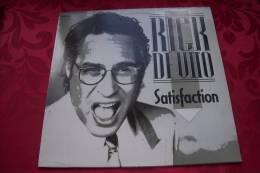 RICK DE VITO °  SATISFACTION - 45 T - Maxi-Single