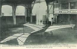 Le Monoplan Raoul Vendôme N°2 Longueur 12m Envergure 8,50m Surface 24m - Aerei