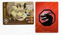 UNE IMAGE DES AVENTURES DE JACKIE CHAN DAOLON WONG Bientot Le Pouvoir Des Talismans Sera à Moi TM 2003 API - Trading Cards