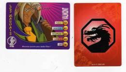 UNE IMAGE DES AVENTURES DE JACKIE VALMONT Mauvaise Journée Pour Jackie Chan   TM 2003 API - Trading Cards