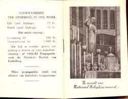 Devotie Kalender Van Het H. Hart 1955 - Calendriers